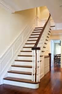 Open Staircase Staircase And Open Basement Stairs Home Sweet Home