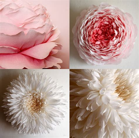 Flower In Paper - paper flowers by tiffanie turner colossal