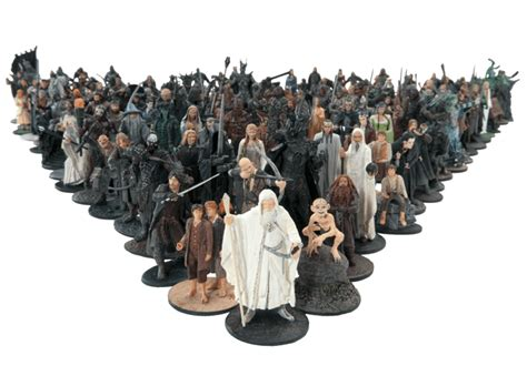Kaos 3d Hobbit King Cobra miniaturas o senhor dos an 233 is fantasia eaglemoss