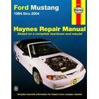 ford mustang 1994 2004 haynes car repair manual mustang service manuals repair and restoration guides
