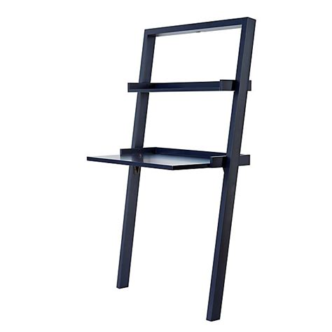 little sloane leaning desk little sloane leaning desk midnight blue the land of nod