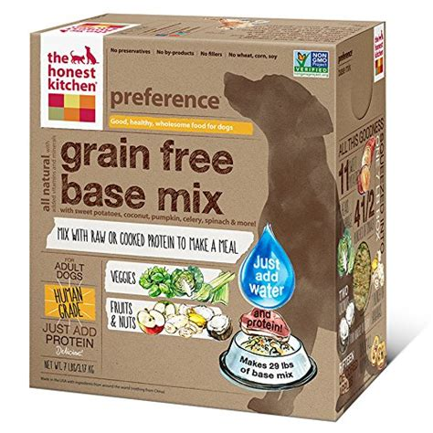 The Honest Kitchen Food by Top 20 Cheap Best Grain Free Food Brands In 2018