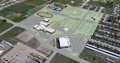 free design north valley high school cache district bond projects moving forward cache valley