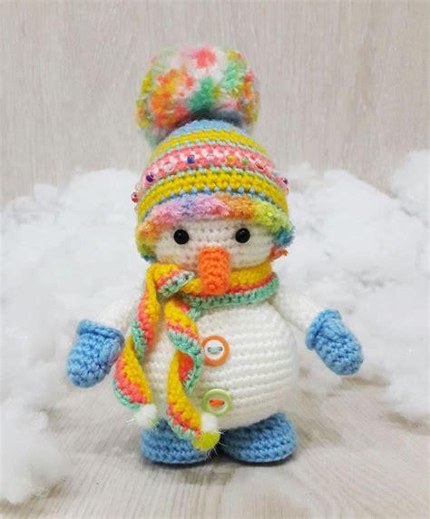 patterns christmas snowman crochet snowman amigurumi pattern amigurumi today
