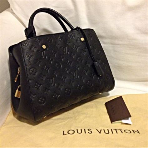 10 High Quality Lv Montaigne 41055 reduced 100 authentic louis vuitton lv montaigne bb in