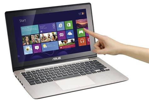 Laptop Asus Vivobook S200e Touch Screen buy asus vivobook s200e i3 2365m 1 4ghz 11 6 quot touch screen