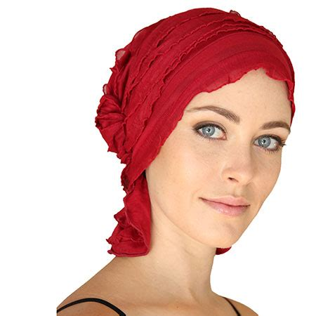 cool cancer wraps turbans after chemo cancer hats