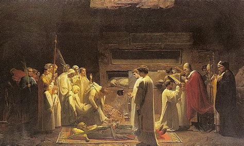 early church persecution