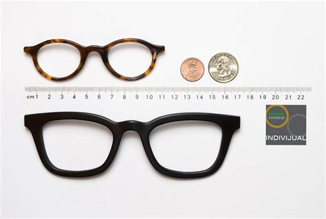 indivijual custom eyewear frames to fit faces