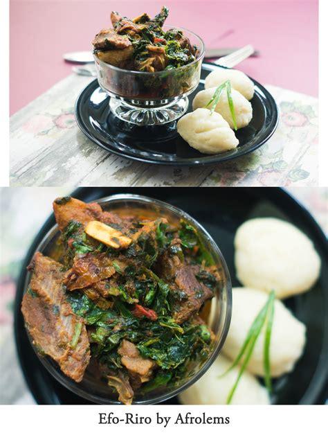 efo riro recipe sisiyemmie nigerian food lifestyle blog efo riro nigerian soup recipe with pounded yam afrolems