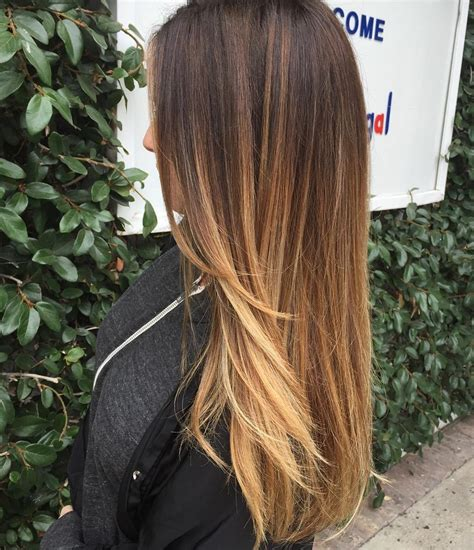 how long does ombre last 60 hairstyles featuring dark brown hair with highlights