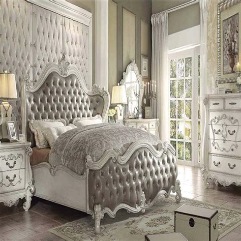 vintage grey bedroom formal vintage gray king bedroom set acme hot sectionals