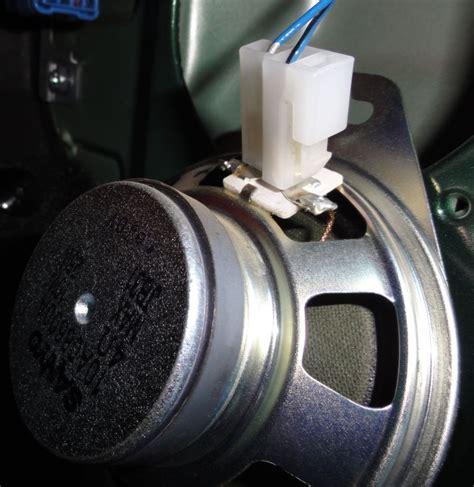 Suzuki Jimny Rear Speakers Upgrading The Original Speakers From The Suzuki Jimny