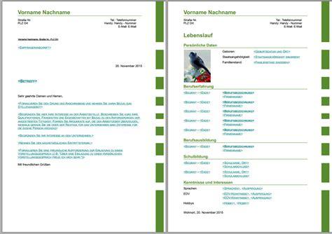 Lebenslauf Vorlage Libreoffice Bewerbungsvorlagen F 252 R Libreoffice