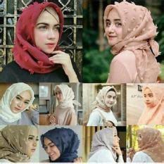 Terbaru Jilbab Kerudung Premium Segiempat Rubiah Square Termurah daftar harga jilbab ke pesta terbaru mei 2018 ari bicara