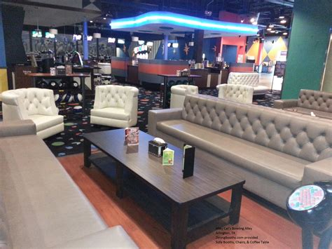 Commercial Grade Furniture by Bowling Alley Furniture