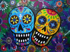 day of the dead downtown