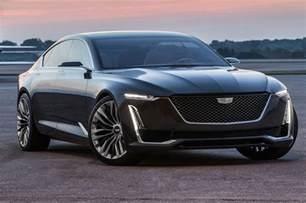 Cadillac Future Cars Cadillac Escala Concept Look A Picture Window Into