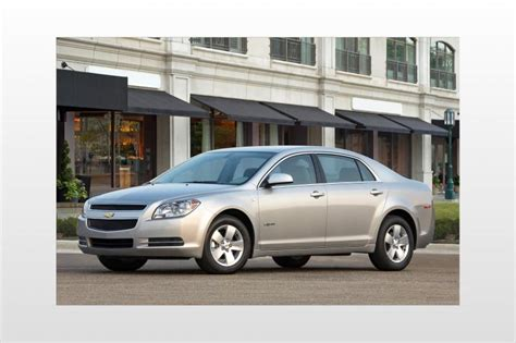 2010 chevrolet malibu hybrid 2010 chevrolet malibu hybrid information and photos