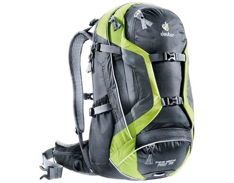 Backpack Deuter deuter trans alpine pro 28 rucksack genau was du