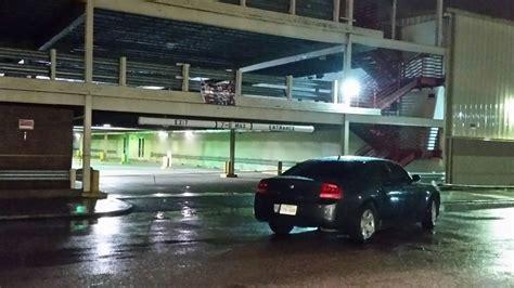Houston Garage by Killed In Houston Parking Garage