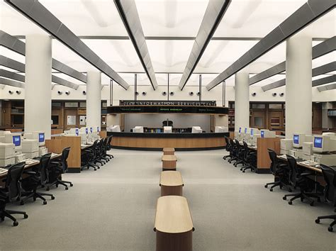18th floor library new york library gwathmey siegel kaufman