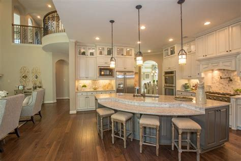 rounded kitchen island rounded kitchen islands for everyone who dares to be different
