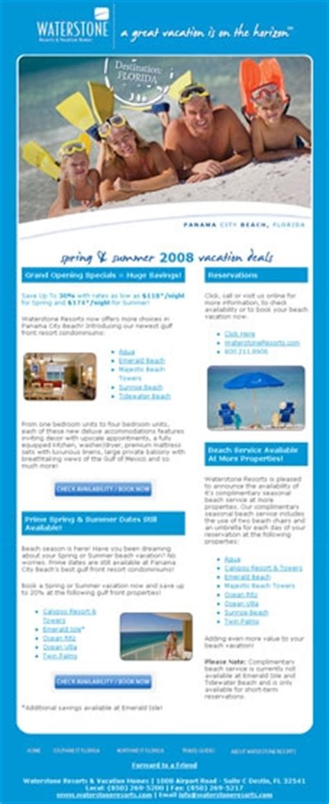 best layout for email marketing email marketing newsletter design layout blizzard
