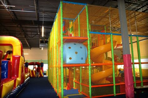 bounce house in virginia indoor playground kidz plaza in ashburn virgina indoor play