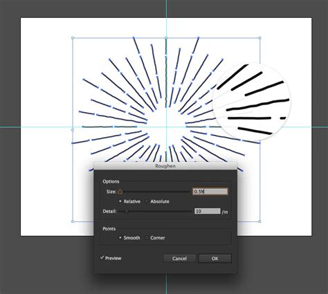 illustrator tutorial light how to create vintage vector light rays in illustrator