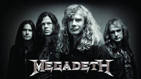 Kaos Band Metal Megadeth Mega7 megadeth losing members shawn drover and chris broderick quit yell magazine
