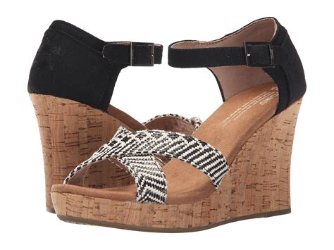 toms strappy wedge sandal toms strappy wedge sandal toms outlet canada