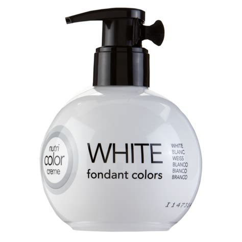 Revlon White revlon nutri color creme fondant colors white 250 ml 163 9 95