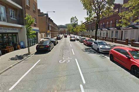 The Springfield Incident springfield road incident results in armed response