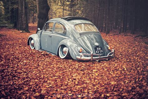stanced volkswagen beetle beetle dunedindonnyjeandesignz