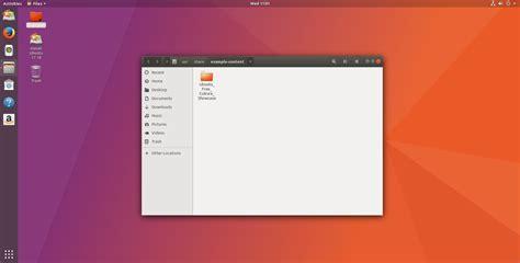 resetter for ubuntu 17 10 ubuntu 17 10 new features back to gnome marksei
