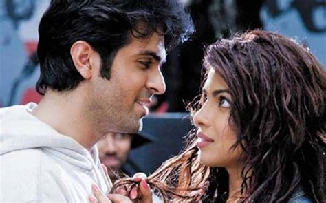 priyanka chopra and harman baweja film exes priyanka chopra and harman baweja came face to face