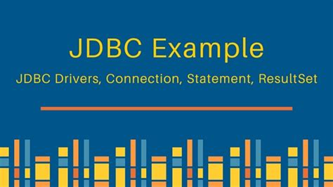 what is jdbc template jdbc exle mysql oracle journaldev