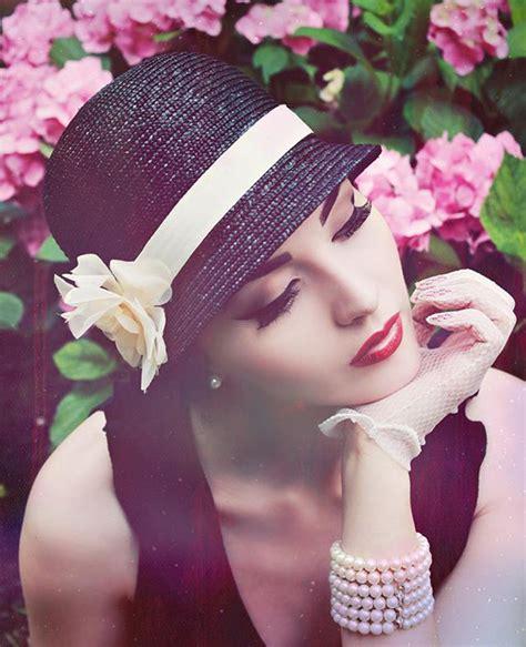 Harleen Bharj: Vintage Girl In A Modern World Modern Flapper Hair