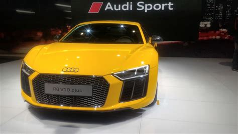 Audi Rs V10 Price by 2016 Audi R8 V10 And V10 Plus Pics Price Top Speed