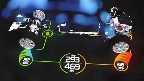 2015 volvo xc90 hybrid 2015 volvo xc90 t8 400 hp hybrid powertrain animation