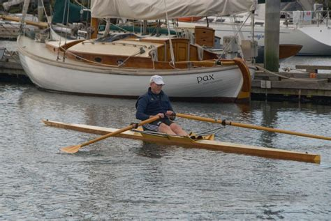 single scull rowing boats for sale australia news about pocock classic cedar single racing and wooden