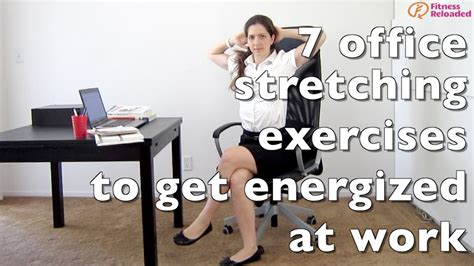The Office Breaks Back by 7 Office Exercises To Get Energized At Work