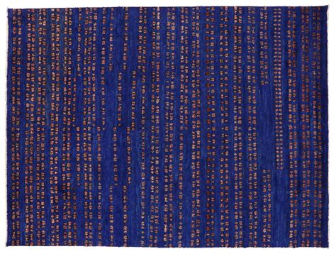 Cobalt Blue Rug by Moroccan Style Area Rug In Cobalt Blue At 1stdibs