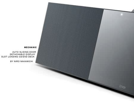 Nakamichi Luxury Lumos Portable Dvd Player Designed To Carry Around Like A Tote by Iriver Unit A Sneak Peek