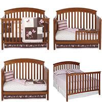 Convert A Crib Into A Full Size Bed Cribs That Convert Into Size Beds