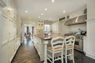 Galley Kitchen Design With Island while this is not technically a galley kitchen it s often referred