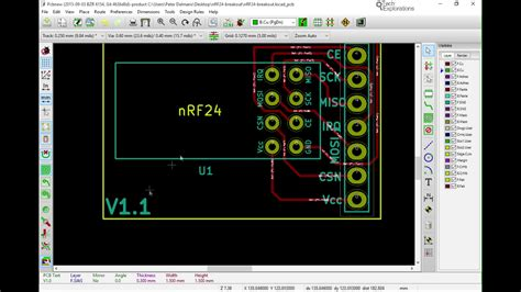 layout editor capacitance add a capacitor to the layout in pcbnew kicad like a pro