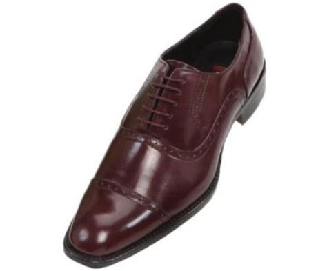 maroon color shoes mens burgundy maroon wine color oxford dress shoe