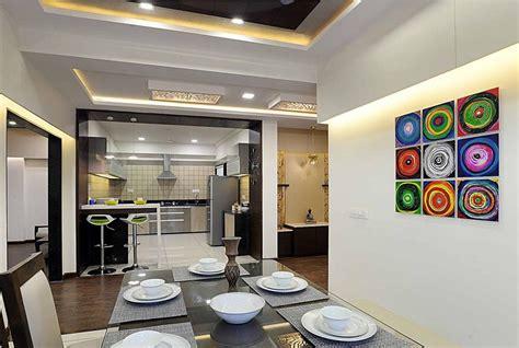 sle flat at vadodara bedroom kitchen dining room